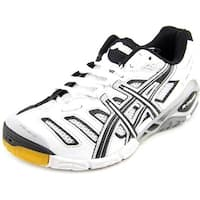 Asics Gel-Sensei 4 Women  Round Toe Synthetic White Sneakers