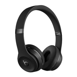 Link to Beats by Dr. Dre Solo 3 Wireless On-Ear Headphones (Black) Similar Items in Headphones