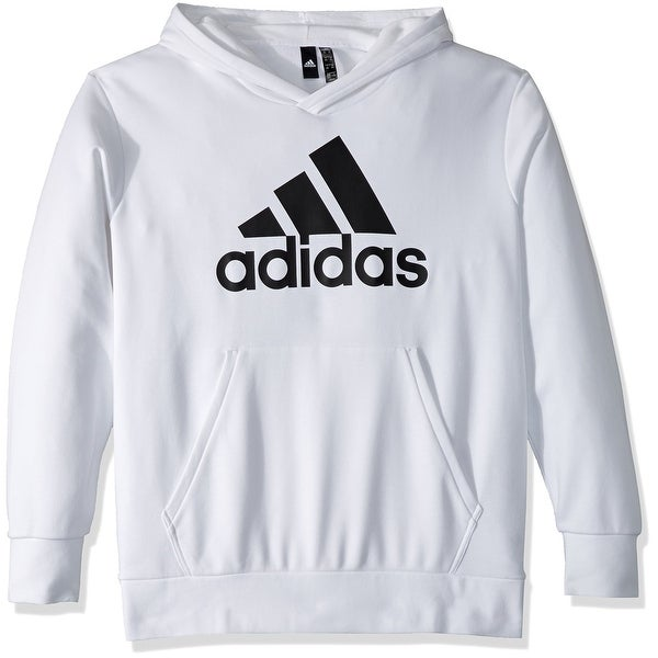 Shop Adidas Mens Sweater White Size XL Essential Logo