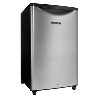 Danby DAR044A6O 21 Inch Wide 4.4 Cu. Ft. Energy Star Free Standing Compact Outdo