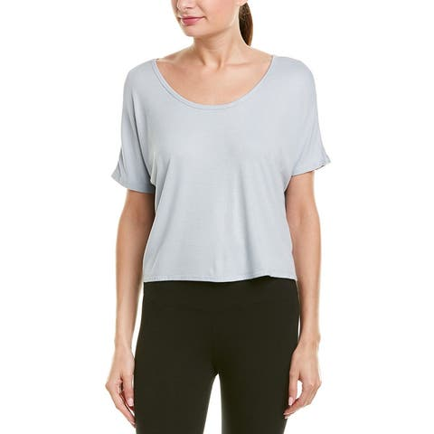Vimmia Serenity Cropped T-Shirt - MIST