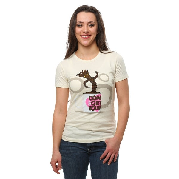 Guardians of the Galaxy Cup of Groot Juniors T-Shirt
