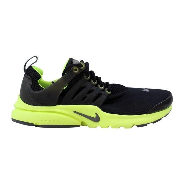 bc12c39fa1dd5 Shop Nike Presto Black Dark Grey-Volt Grade-School 833875-006 Size 5 ...
