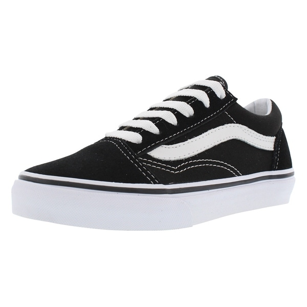 7fc0732699f25 Shop Vans Old Skool Casual Kid s Shoes - 4 M US Big Kid - Free ...