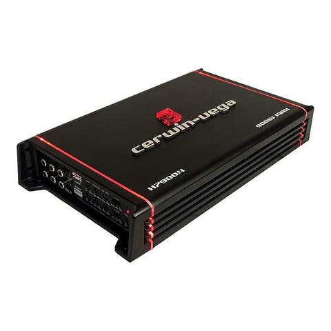 Cerwin vega h7900.4 cerwin vega hed mobile 4-ch 90wx4 at 2ohm 65wx4 at 4ohm rms 180x2 at 4ohm/ 900w