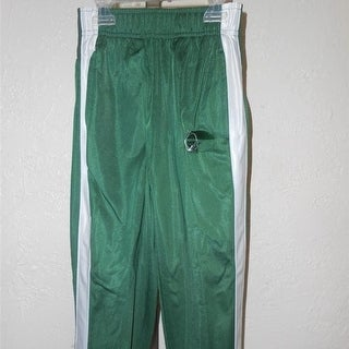 Flawed- Kids M Medium (5/6) Green Athletic Pants
