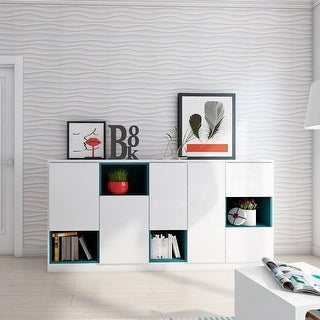 Link to Art3d 3D Wall Panels PVC Wave Design V (32 Sq.Ft) Similar Items in Wall Coverings