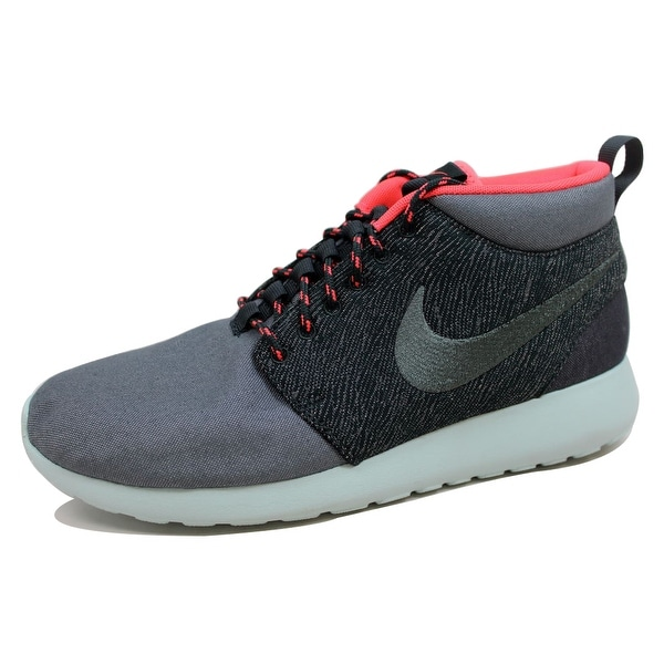 Nike Men's Rosherun Mid QS Hasta/Hasta-Seaweed-Hot Punch Tokyo 585898-333