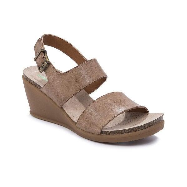 Shop Bare Traps Womens Nadean Open Toe Casual Ankle Strap