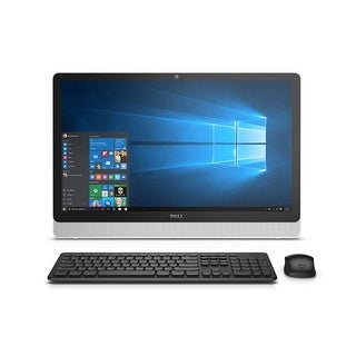 Dell Inspiron 3455 All-in-One Desktop I34558041WHT All-in-One Desktop