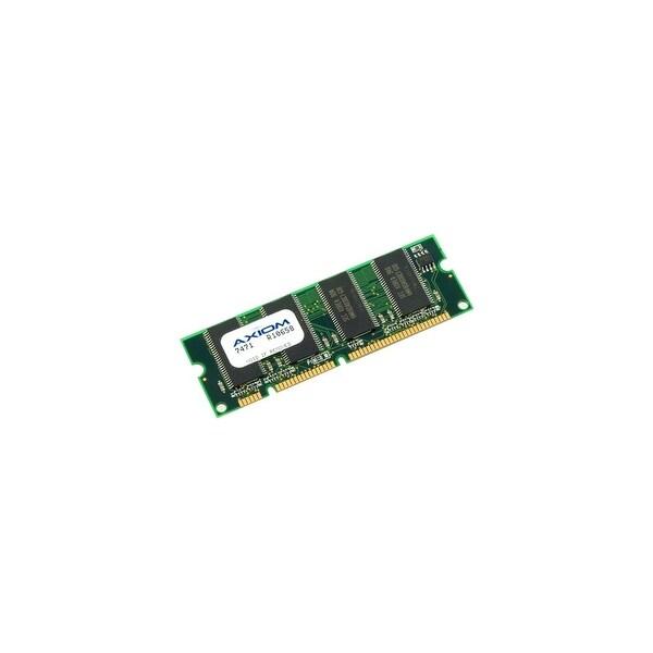 Axion AXCS-M304GB2-L Axiom 4GB DDR3 SDRAM Memory Module - 4 GB (1 x 4 GB) - DDR3 SDRAM - 1333 MHz DDR3-1333/PC3-10600 - ECC -