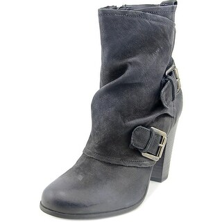 Boutique 9 Btdode   Round Toe Leather  Ankle Boot
