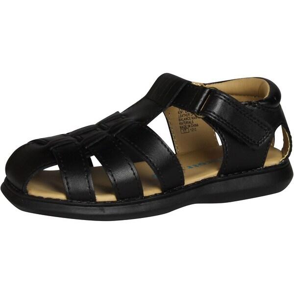 Scott David Boys Sailor Cabana Sandals