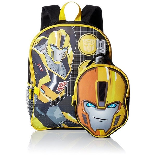 a8a48ee0784c Transformers Boys Backpack Lunch Bag Box