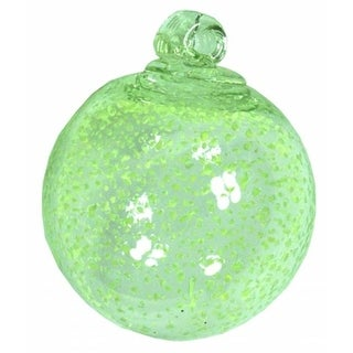 Echo Valley Stardust Glass Ornament 14450 - Pack of 12