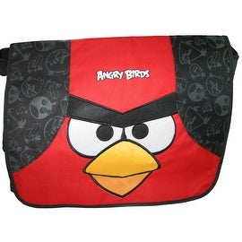 Angry Birds Officially Licensed Red Bird Messenger Bag