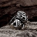 Vienna Jewelry The Flying Dragon Stainless Steel Ring - Thumbnail 2