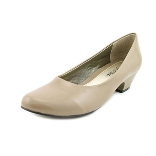 Easy Street Halo N/S Round Toe Synthetic Heels