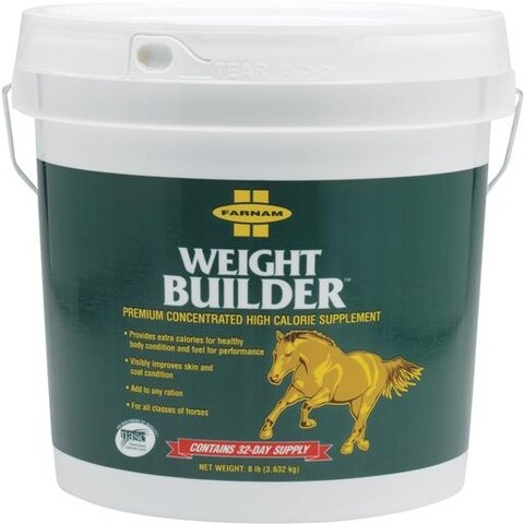 Farnam Central Life 8Lb Weight Builder 13701 Unit: EACH