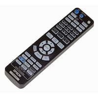 OEM Epson Projector Remote Control Originally Shipped With EH-TW6600, EH-TW6600W