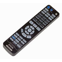 OEM Epson Remote Control Originally Shipped With: PowerLite Home Cinema 3510