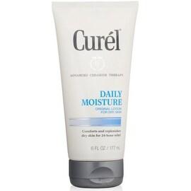 Curel Daily Moisture, Original Lotion for Dry Skin 6 oz