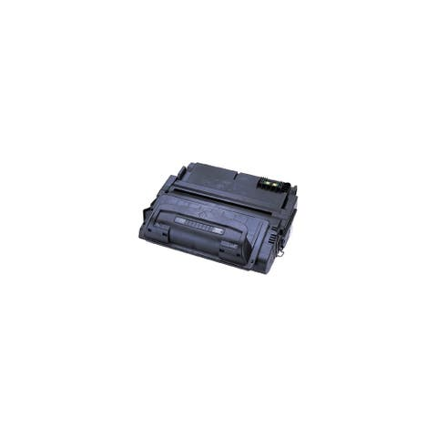 eReplacements Q5942A-ER eReplacements Toner Cartridge - Replacement for HP (Q5942A) - Black - Laser - 10000 Page - 1 Pack