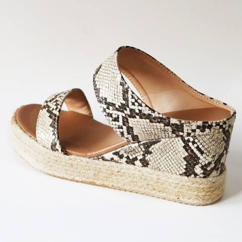 Women's Wedge Platform Non-Slip Sandals
