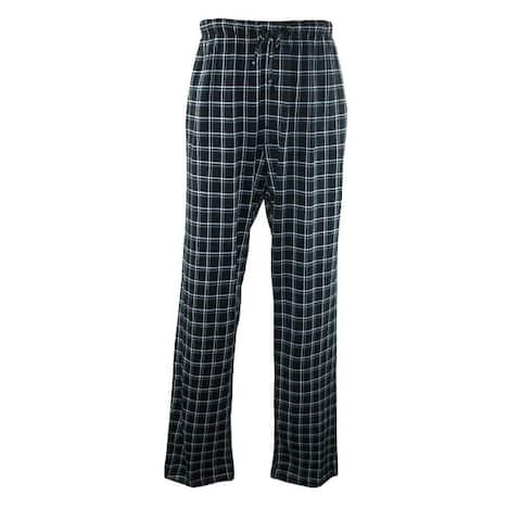 Hanes Men's Big & Tall Cotton ComfortSoft Printed Knit Pants