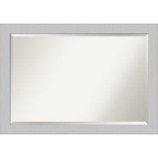 Link to Wall Mirror, Shiplap White Similar Items in Mirrors