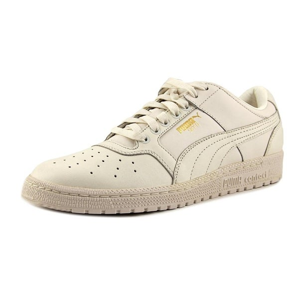 Puma Sky II Lo Natural Men Star White Basketball Shoes