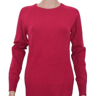 French Connection NEW Pink Women's Size Small S Crewneck Sweater