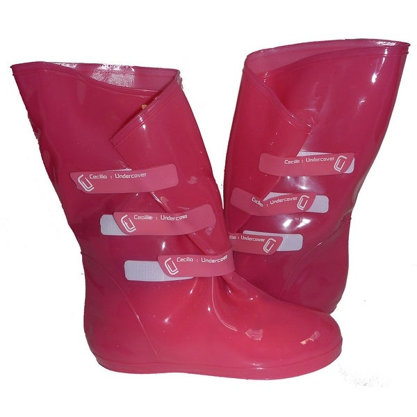 Women's OMGaloshes Rain Boot Shoe Covers