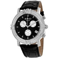 Roberto Bianci 1.72ct Diamonds Women's Medellin RB18500 Black Dial watch