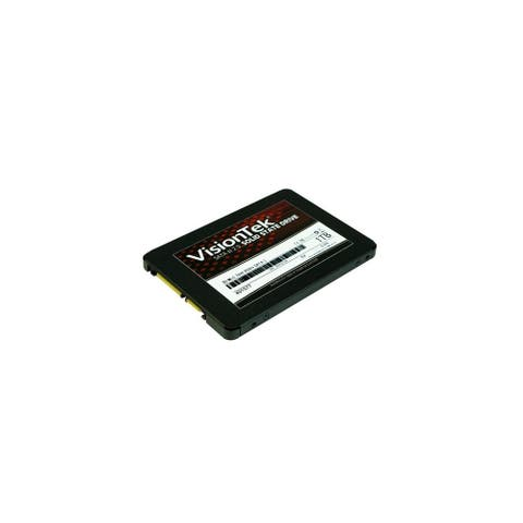 VisionTek 1 TB 3D MLC 7mm 2.5 Internal SSD - SATA 1 TB Internal SSD
