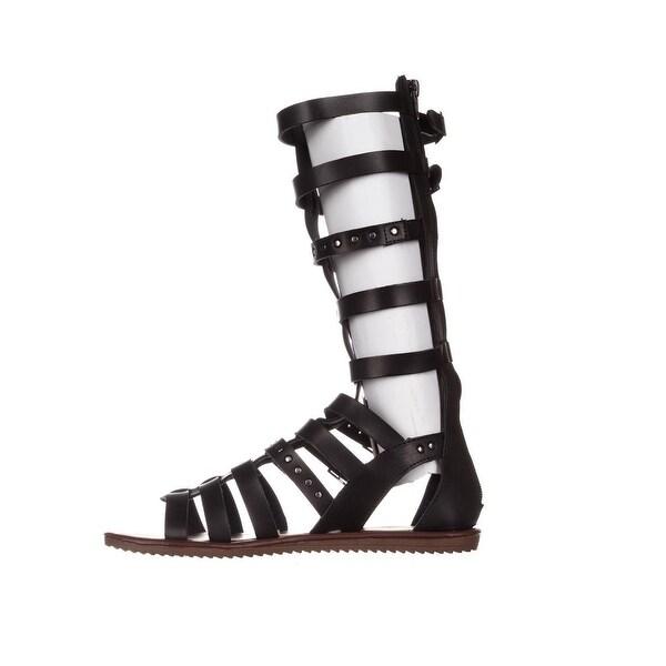 Seven Dials Womens Sarita Open Toe Casual Gladiator Sandals