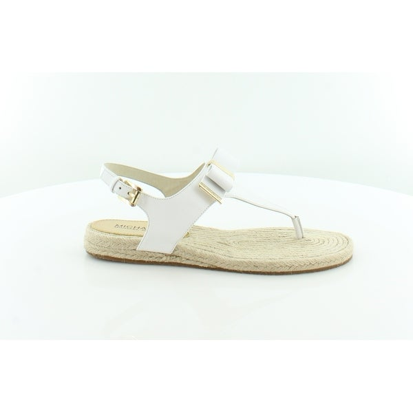 Michael Kors Meg Thong Women's Sandals & Flip Flops Optic White
