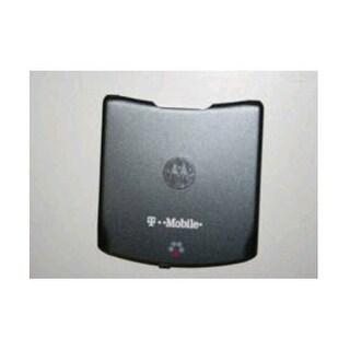 OEM Motorola Razr V3E Battery Back Cover - Gray