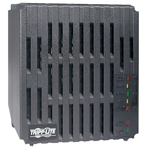 Tripp Lite - Tripp Lite Line Conditioner 2400W Avr Surge 120V 20A 60Hz 6 Outlet 6Ft Cord