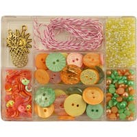 28 Lilac Lane Embellishment Kit-Tropical Twist