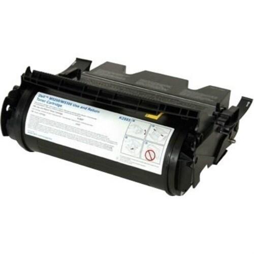 """""""Dell Toner Cartridge Black GD531 Dell GD531 Toner Cartridge - Black - Laser - 10000 Page"""""""