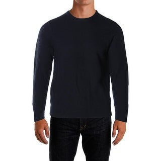 Perry Ellis Mens Pullover Sweater Knit Crew Neck