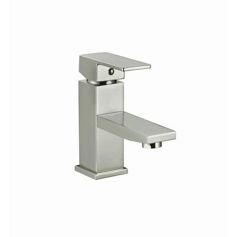 Design House 547596 1.2 GPM Single Hole Bathroom Faucet - Polished Chrome