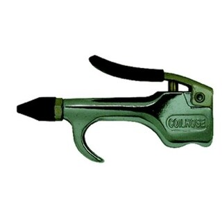 """Coilhose Pneumatics 601-DL Rubber Tip Blow Gun, 1/4"""" x 1/8"""""""
