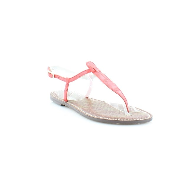 Sam Edelman Gigi Women's Sandals & Flip Flops Coral