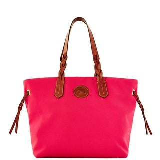 Dooney & Bourke Nylon Shopper (Introduced by Dooney & Bourke at $139 in Mar 2012) - Hot Pink