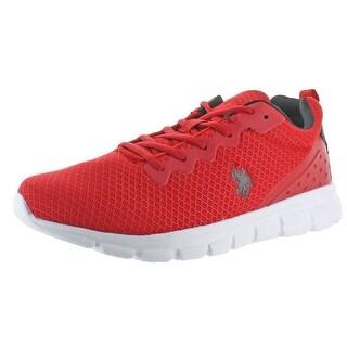 U.S. Polo Assn Utilize Men's Jogger Sneakers Shoes Athleisure