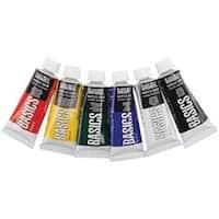 Liquitex Basics Acrylic Paint 22Ml/Tube 6/Pkg-Assorted Colors