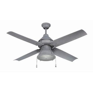 "Craftmade PAR524 Port Arbor 52"" 4 Blade Outdoor Ceiling Fan - Blades and Light Kit Included"
