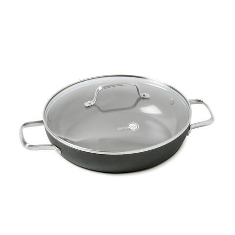 "GreenPan Chatham 11"" Ceramic Non-Stick Covered Everyday Pan"